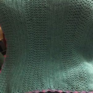Other - Crochet blanket